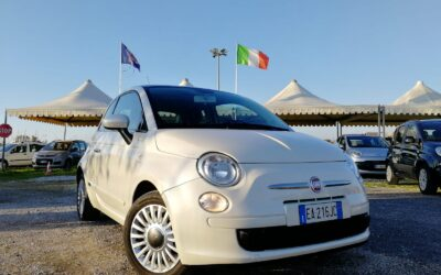Fiat 500 1.2 Lounge BNZ AUTOMATICA